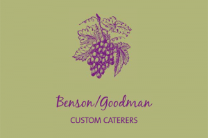 Benson / Goodman Custom Caterers